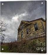 The Haunted Color Acrylic Print