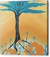 The Healing Tree Acrylic Print