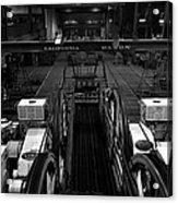 The Heart Of San Francisco Cable-car Acrylic Print by RicardMN Photography