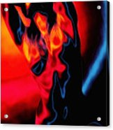 The Heat Acrylic Print
