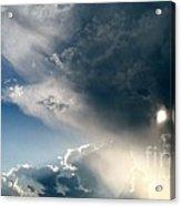 The Heavens After The Rain Acrylic Print