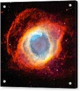 The Helix Nebula Acrylic Print