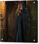 The Hermit Acrylic Print