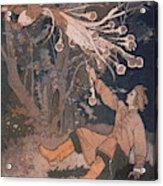 The Hero Of This Russian Folk- Tale Acrylic Print