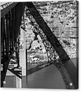 The High Bridge Acrylic Print