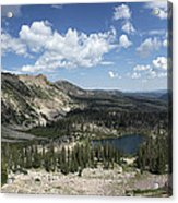 The High Uintas Acrylic Print