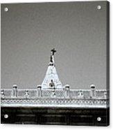 The Hindu Temple Acrylic Print