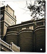 The Historic Lemp Brewery Acrylic Print