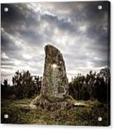 The Holestone Acrylic Print