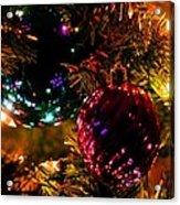 The Holidays Acrylic Print