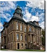 The Holmes County Courthouse Acrylic Print