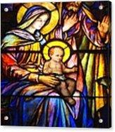 The Holy Child Acrylic Print