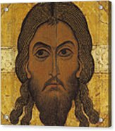 The Holy Face Acrylic Print