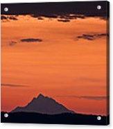The Holy Mountain Acrylic Print