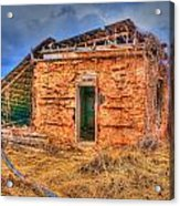 The Homestead 3 Acrylic Print