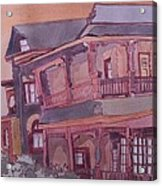 The Homestead Acrylic Print