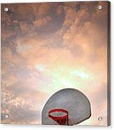 The Hoop Acrylic Print