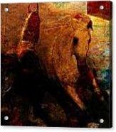 The Horses Of Mars Acrylic Print