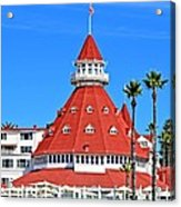 The Hotel Of Hotels Acrylic Print