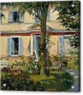 The House At Rueil Acrylic Print