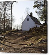 The House In The Woods Acrylic Print