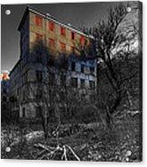 The House Of Mistery 2 Acrylic Print