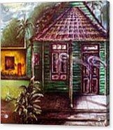 The House Of Spirits Acrylic Print