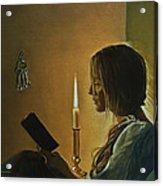The Housemaid Acrylic Print