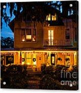 The Hoyt House Acrylic Print