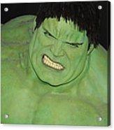 The Hulk Acrylic Print
