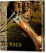 The Hunter Acrylic Print