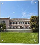 The Huntington Library House And Art Gallery Acrylic Print