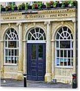 The Huntsman Pub In Bath 8456 Acrylic Print