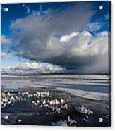 The Iceman Cometh Acrylic Print