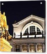 The Illumination Of Saint Louis Ix Acrylic Print