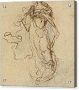 The Immaculate Conception Bartolomé Esteban Murillo Acrylic Print