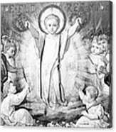 The Infant Jesus Acrylic Print
