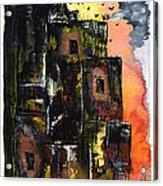 The Inferno Acrylic Print