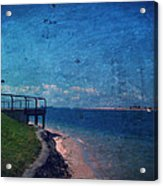 The Inlet Acrylic Print