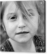 The Innocence Of A Child Acrylic Print