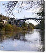 The Iron Bridge 2 Acrylic Print