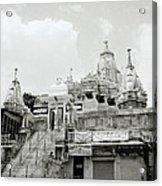 The Jagdish Temple Acrylic Print