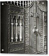 The Jain Gates  Acrylic Print