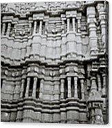 The Jain Temple Acrylic Print