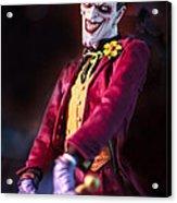 The Joker Dummy Acrylic Print