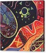 The Joy Of Design II Part Three Acrylic Print