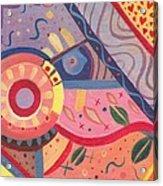 The Joy Of Design X V I I I Acrylic Print