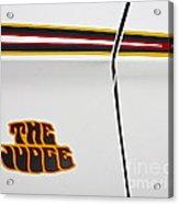 The Judge1969 Pontiac Gto  Acrylic Print