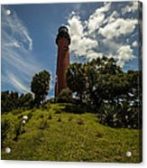 The Jupiter Inlet Lighthouse Acrylic Print