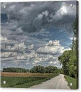 The Katy Trail Acrylic Print by Jane Linders